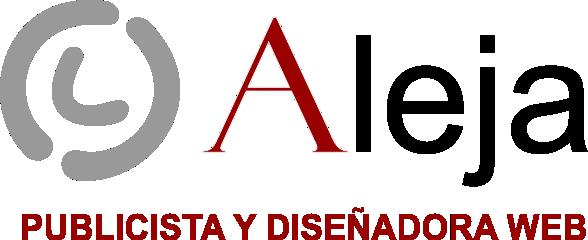 AlejaSierra | Publicista y Diseñadora web