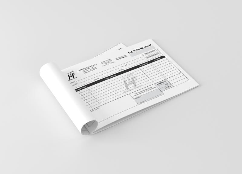 facturas-impresion-diseño